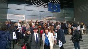 EU parliament 2016