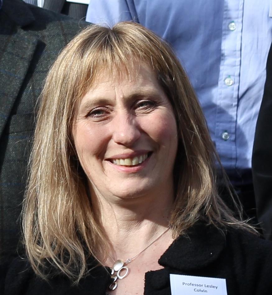 Prof Lesley Colvin