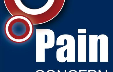 Pain concern logo