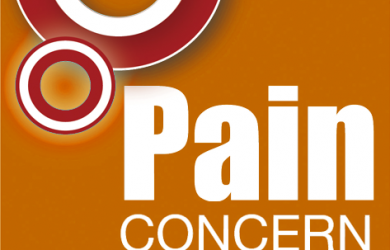 Pain Concern Carer Community logo