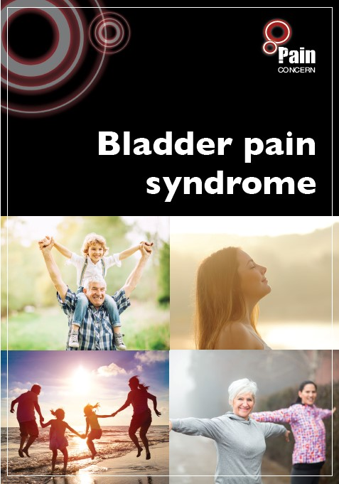 Bladder pain syndrome   Pain Concern